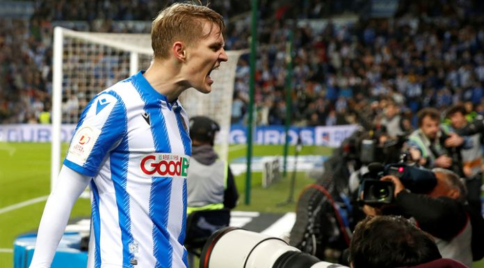 """The Cup Of Spain. Real Sociedad barely beat the """"Mirandês"""""""
