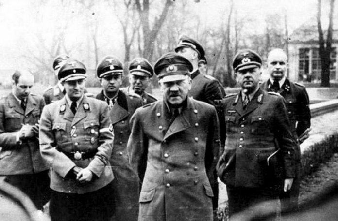 The death of Hitler: what were the questions