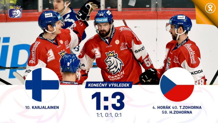 The Euro tour. The Czech Republic defeated the Finns
