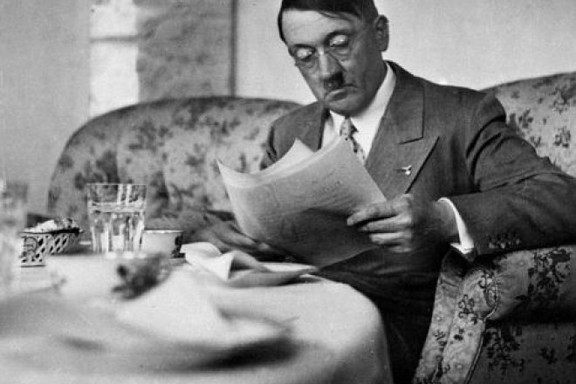 The handwriting of Hitler that managed to learn and predict graphology