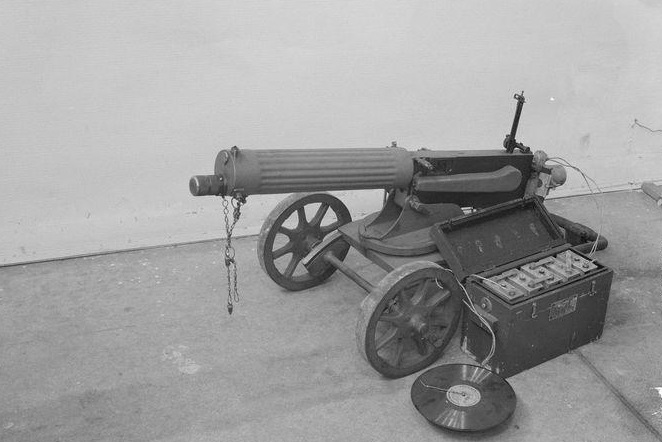 The machine guns on the gramophones: how the red army which defended the island of Hanko from the Finns