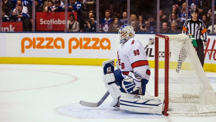 The pourer of the ice became the first star of day in NHL