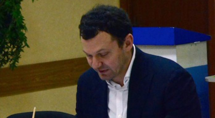 The President of the Moscow ice hockey Federation was detained by the police