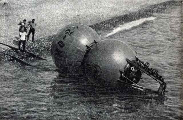 The project Sadko: what the underwater houses were built in the USSR