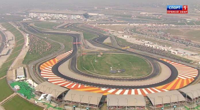 The route of the Grand Prix of India will be sold at auction