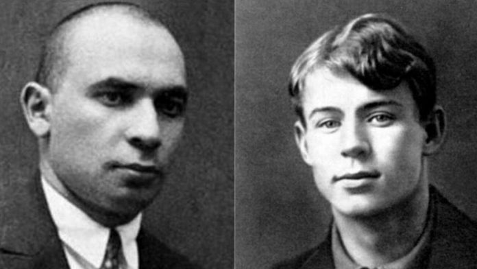 The security officer Yakov blyumkin: why he is considered a murderer of Sergei Yesenin