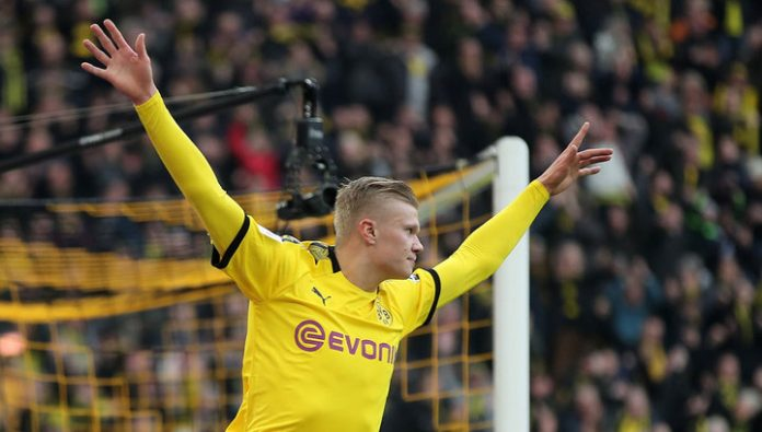 Three games, seven goals. Holland became the champion of the German Bundesliga