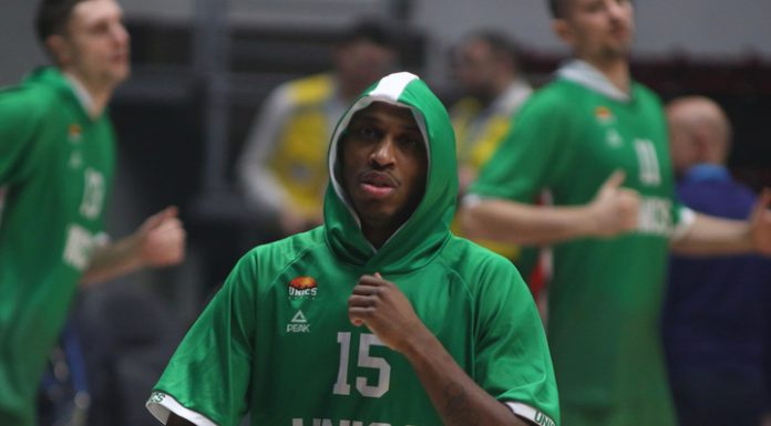 """UNICS won the Lithuanian """"Rytas"""" in the European Cup"""