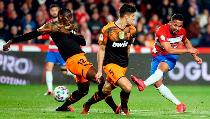 Valencia without Cheryshev are unable to reach the semi-finals of the Spanish Cup