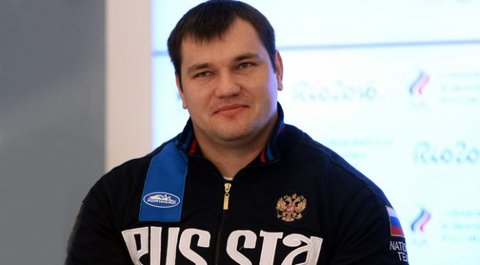 Weightlifter Alexey Lovchev may miss the European championship