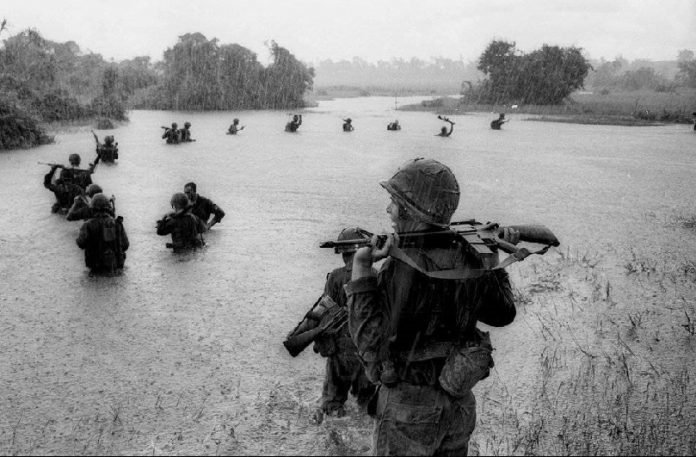 What is the climate weapon was used by the Americans in Vietnam