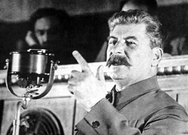 What predictions Stalin did for Russia