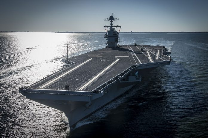 What Russian guns can destroy the largest US aircraft carrier