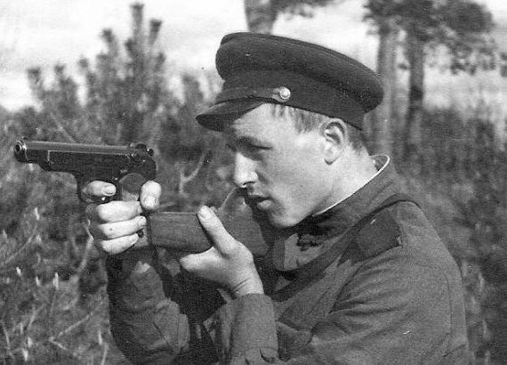What secret techniques were used agents of SMERSH against German spies