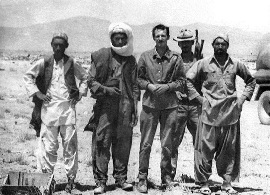What the people of Afghanistan fought against the