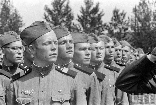 When the Soviet army could defeat the US army