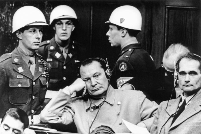 Why Churchill feared the trial of leaders of the Third Reich