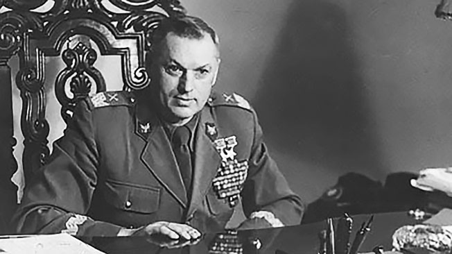 Why did Stalin Rokossovsky, defense Minister of Poland
