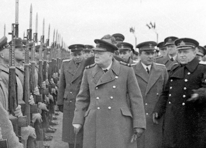 Why did the Soviet Union before Hitler's attack was preparing to fight England