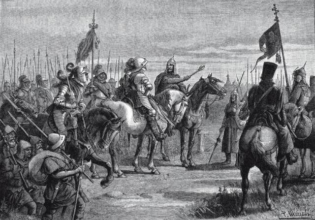 Why don Cossacks fought against Russian in the time of troubles
