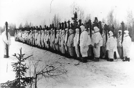 Why red Army had so many skiers in the Great Patriotic
