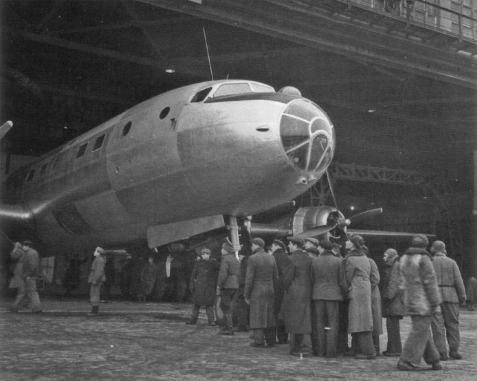 Why Stalin did not allow to build large civil aircraft