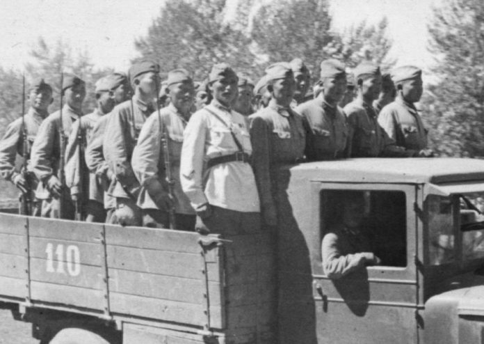 Why Stalin during the war made the Tuva part of the Soviet Union