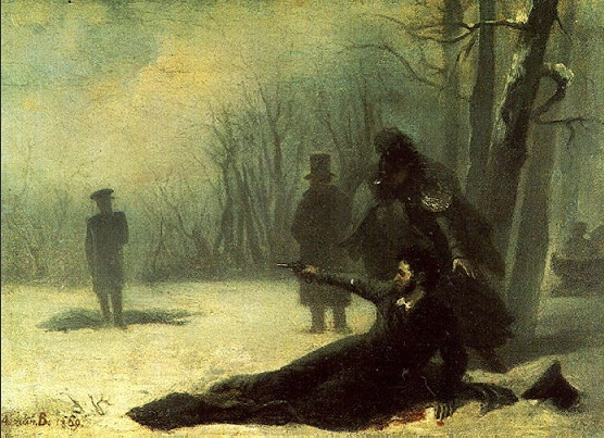 Why the death of Pushkin is really to blame the doctors