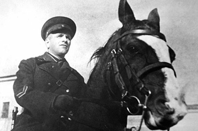 Why the Germans gave 100 thousand marks per head of General Dovatora