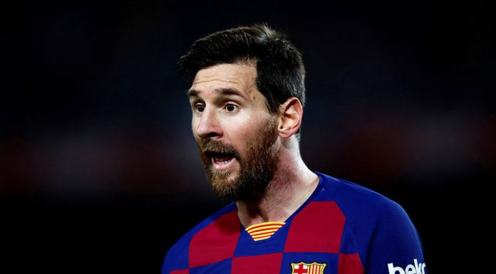 """""""You'll dirty it all"""". Messi had a fight with the sports Director of """"Barcelona"""""""