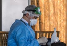 In Novosibirsk a new case of infection with coronavirus. The ill man flew to Moscow