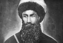 Sheikh Mansour: that was in Russian captivity with the first Imam of the North Caucasus