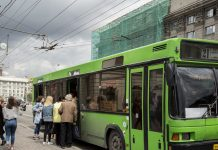 The cost of unlimited travel on a student card in Novosibirsk raised to 1000