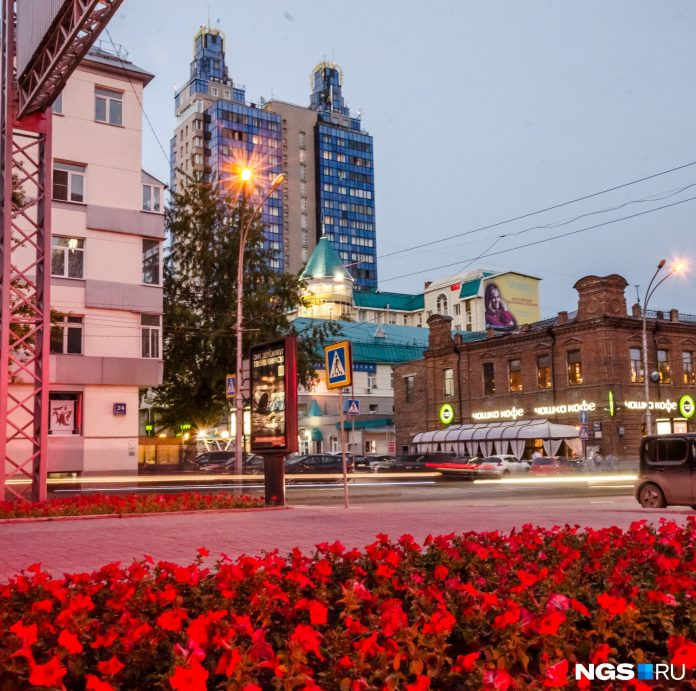 Again, stinks for the whole Novosibirsk. Remember, as city officials struggled with a bad smell