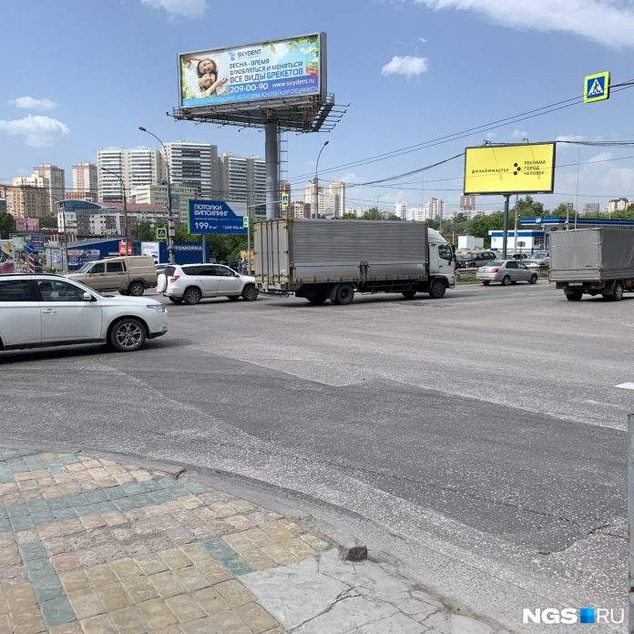 Capital Novosibirsk: 6 places desperately need a two-level junction — see what they will be