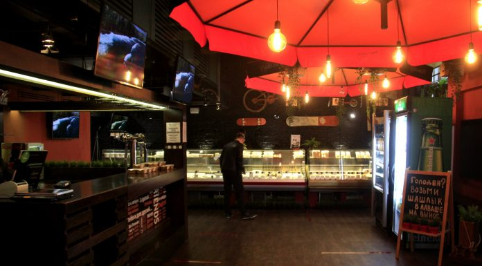 Change: a trendy bar and grill because of the pandemic, turned into a store — what they sell