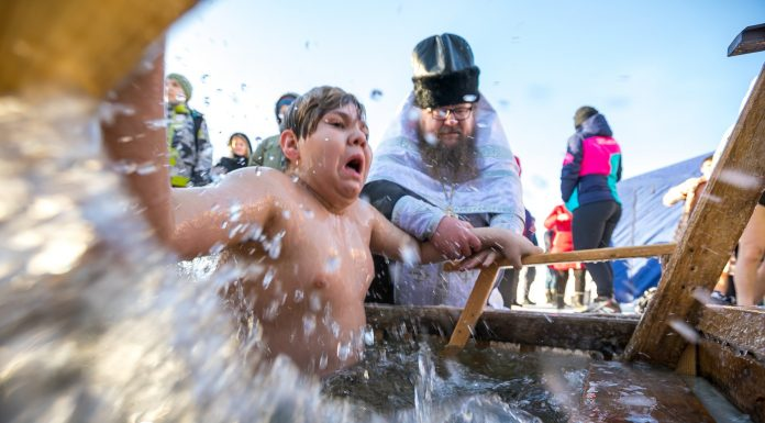 Even believers are wrong: 5 things that are doing nothing in the Baptism
