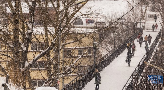 In Novosibirsk returns winter: forecasters made a forecast for the long weekend.