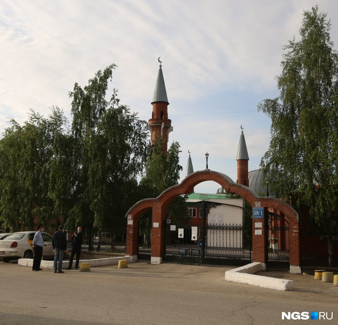 In Novosibirsk was the weirdest Eid ul-Fitr — if you do not believe, compare with these photos