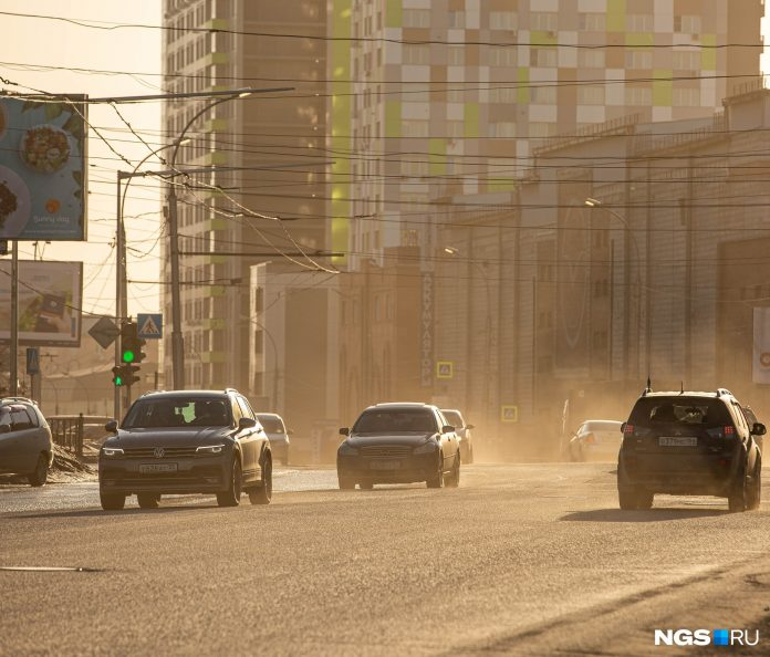 In Novosibirsk will test a new tool against dust — it was used in the coal industry
