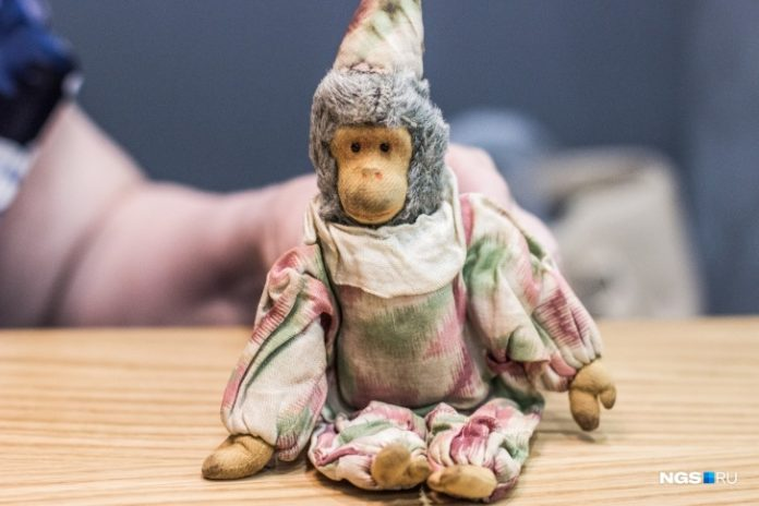 In the Novosibirsk puppet theatre will stage a performance about a rag monkey Zakony