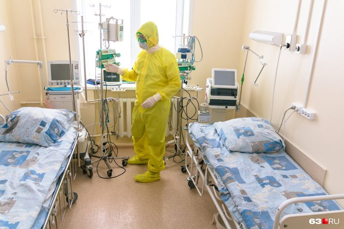 In the Novosibirsk region with the coronavirus fell ill 104 others