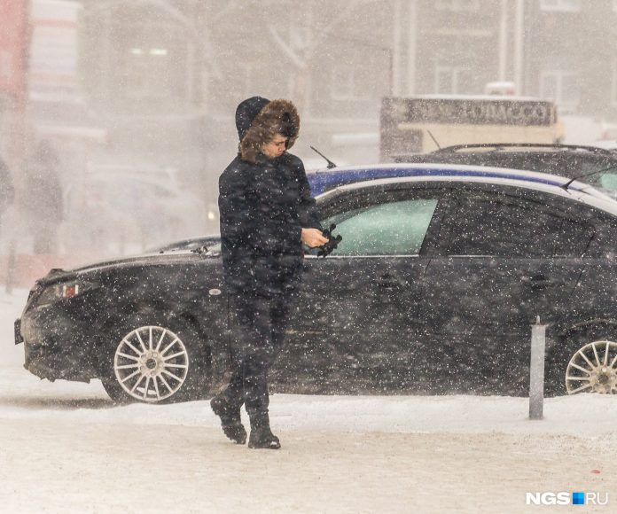 In the suburbs to -30: forecasters told when in Novosibirsk the cold weather will return
