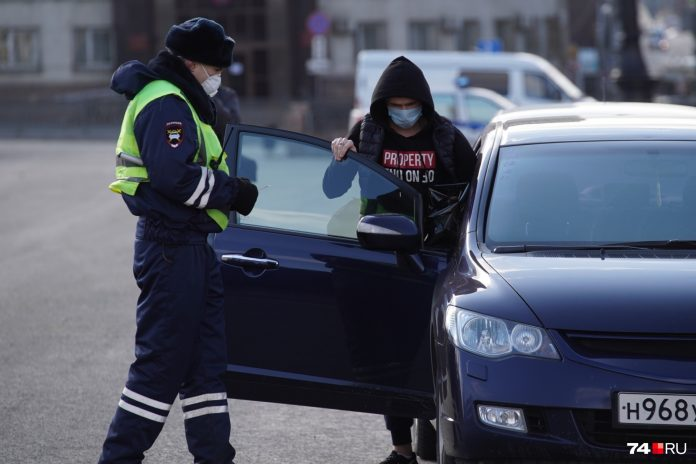 Moscow fines go to the us for violation of the isolation on the vehicle is proposed to punish for 5000