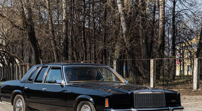 Novosibirets has invested in 40-year-old car millions of rubles — now the only such car in Russia