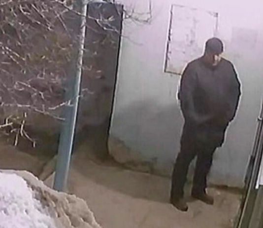 Novosibirets was nearly beaten to death by a stranger in the porch — now the police are after him