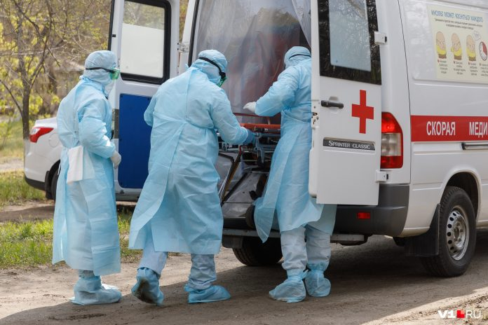 Oberstab NSO reported the death of another patient with coronavirus