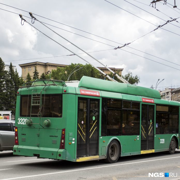 The driver of trolleybus No. 5 attacked a passenger over an unpaid fare — now he will remain without a prize