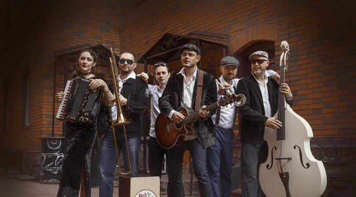 """The musicians of the Novosibirsk group """"Tear Furs the Orchestra"""" recorded spell from coronavirus"""