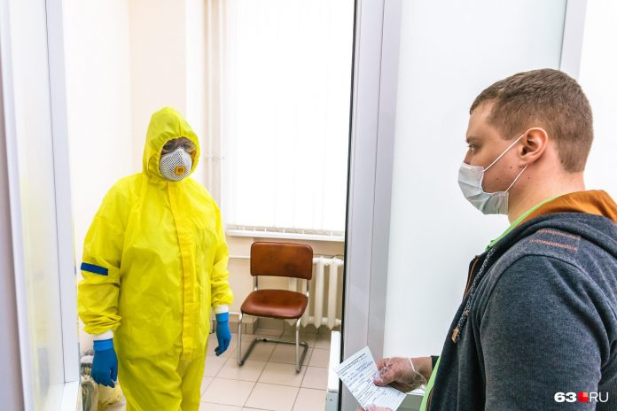 The number of infected by coronavirus in Russia has exceeded 400 thousand people